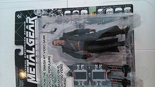 マクファーレントイズ メタルギアドリッド(METAL GEAR SOLID) 6インチ フィギュア/REVOLVER OCELOT