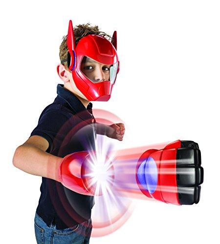ディズニー ベイマックス ロケット パンチ マスク セット Big Hero 6 Baymax Rocket Fist