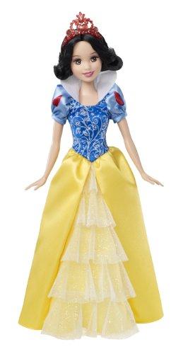 ディズニープリンセス キラキラドレスのプリンセスドール 白雪姫(T7205)