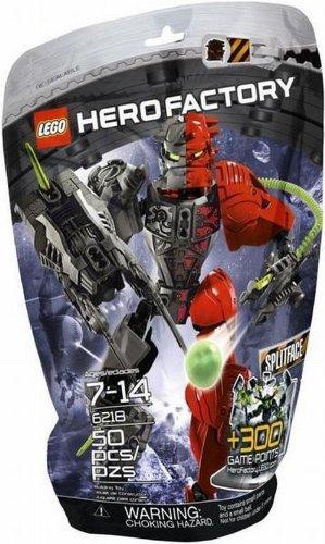 【2012年バージョン!】レゴ ヒーローファクトリー スプリットフェース 6218 Split Face