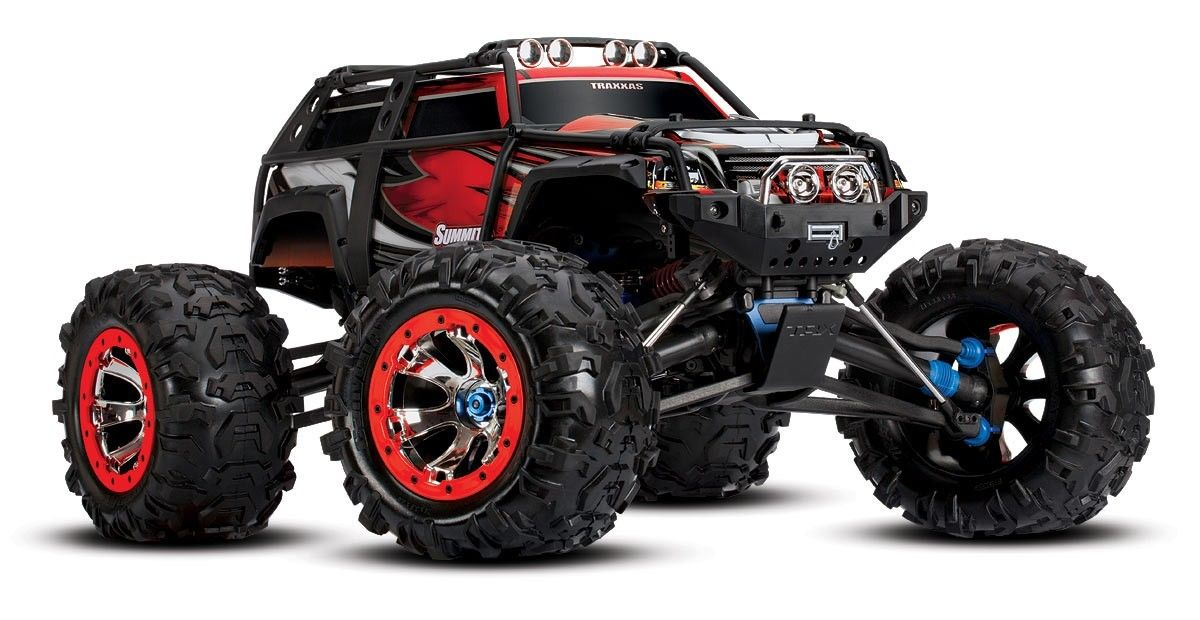 Traxxas Summit 4WD TQi 2.4GHz RTR ラジコン