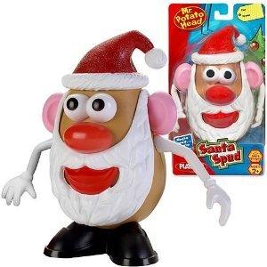 Mr. Potato Head: Santa Spud Claus