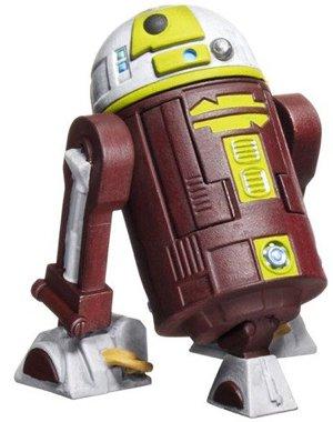 Hasbro スター・ウォーズ クローン・ウォーズ ベーシックフィギュア R7-A7/Star Wars 2010 The Clone War