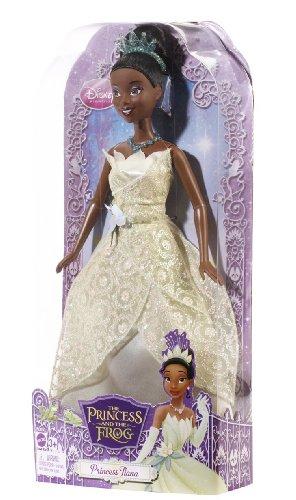 代引き手数料無料 バービーDisney The Princess and Tiana and The Frog Princess Princess Tiana Doll R0050, 天宝堂:91a33e78 --- lebronjamesshoes.com.co