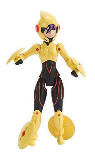 ディズニー ベイマックス アクションフィギュア ゴー・ゴー・トマゴ Big Hero 6 Go Go Tomago Action Fi