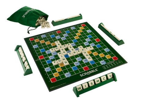 最新版!スクラブル オリジナル Scrabble Original Board Game (New Version)