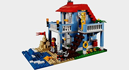 レゴ クリエイター・シーサイドハウス 7346