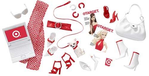 バービー Barbieベーシックス アクセサリーパック ターゲット限定 COLLECTION RED