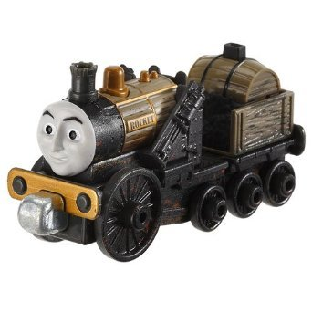 (日本未発売)Fisher Price(Take-N-Play)トミカサイズスティーブンstephen the original steamie (BBP06)