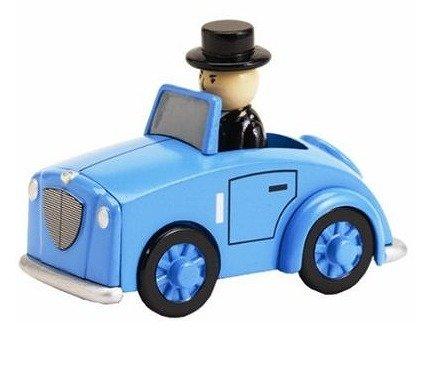 ラーニングカーブ きかんしゃトーマス 木製レール ハット卿の車 LC99058