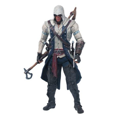アサシンクリードシリーズ1コナーアクションフィギュア Assassin's Creed Series 1 Connor Action Figur