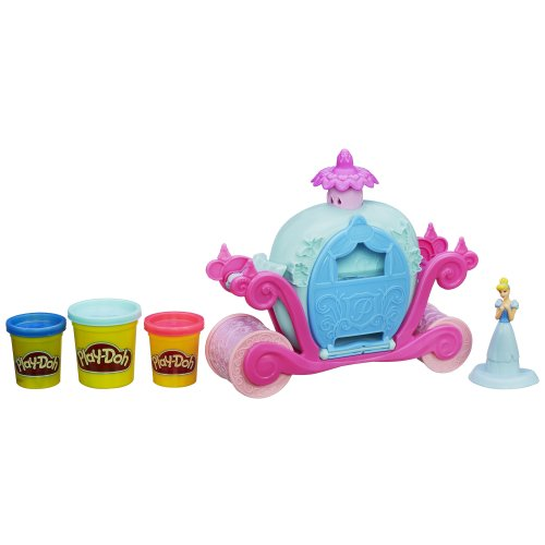 【プレイ・ドー】Play-Doh ディズニープリンセス シンデレラの馬車 粘土・おもちゃ