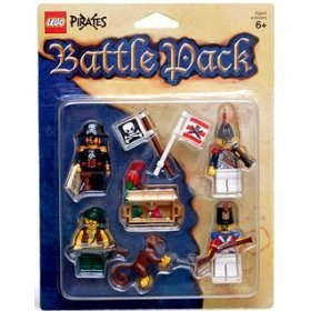 レゴ パイレーツ Lego 852747 Battle Pack Pirates