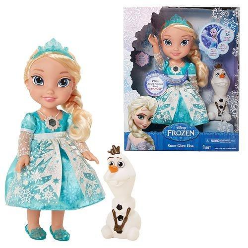 【 ディズニー 公式 】  アナと雪の女王 きらきら ミュージカル エルサ ※ ライトアップ ・ トーキング
