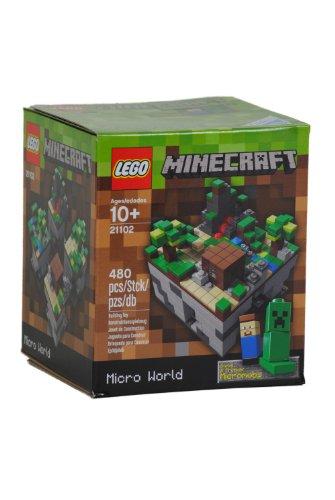 LEGO(レゴ) Minecraft Micro World 21102 マインクラフト