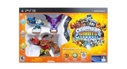 スカイランダーズ ジャイアント スターターパック PS3用 Skylanders Giants Starter Pack 「海外直送品・