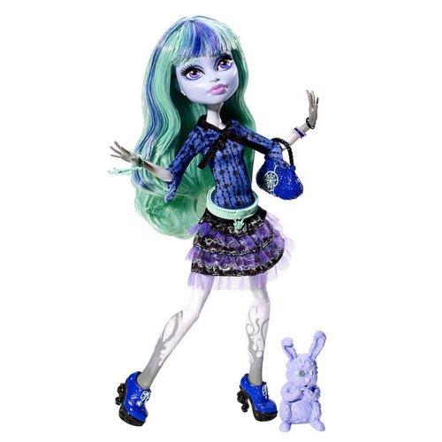 Monster High モンスターハイ 13 Wishes Twyla Doll 人形 ドール
