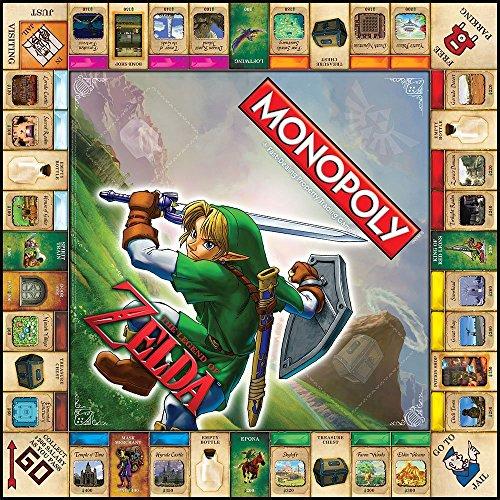 【高価値】 MONOPOLY The The Legend of Zelda 英語版 Zelda モノポリーザレジェンドゼルダコレクターズエディション 英語版, セルフメディコム株式会社:75db7a5e --- canoncity.azurewebsites.net