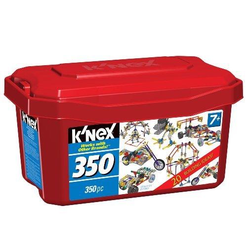 コネックス バリュータブ 350ピース  K'Nex 350 Piece Value Tub