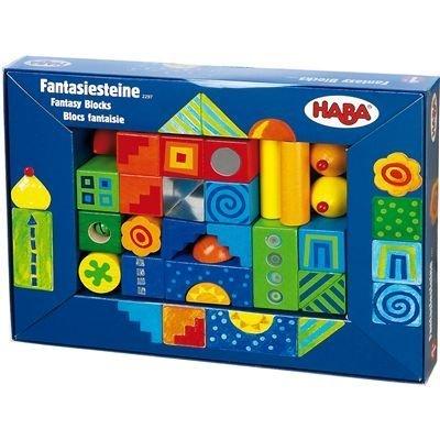 Haba(ハバ) ベビーブロック ディスカバリーブロック ファンタジー 26ピース Fantasy 2297