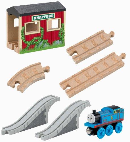 木製トーマス 5wayぐるっと石橋コースセット (Y4418)