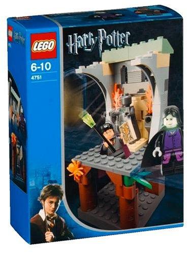 レゴ ハリー・ポッター ハリーと忍びの地図 4751