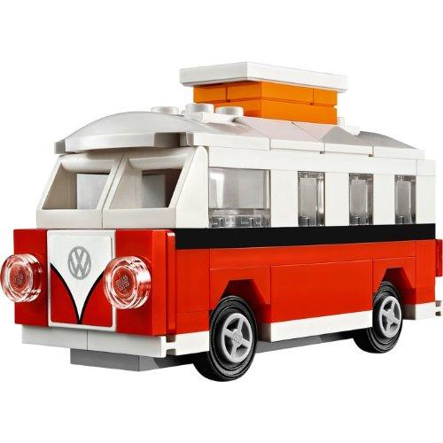 Lego Creator Volkswagen T1 Camper Van 40079 ワーゲン キャンパーバン 非売品