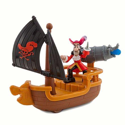 ディズニー ジェイクとネバーランドのかいぞくたち フック船長のバトルボート