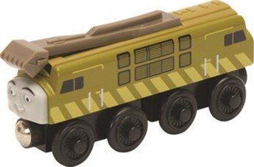 ラーニングカーブ きかんしゃトーマス 木製レール ディーゼル10 99156