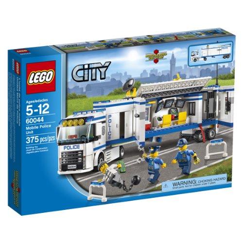 LEGO レゴ シティ ポリスベーストラック