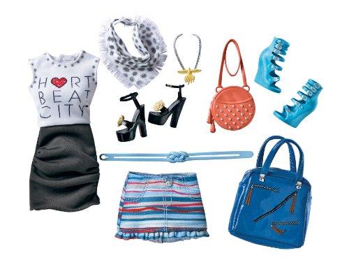 バービーBarbie Stardoll by Barbie - Bisou Fashion Pack  W2209