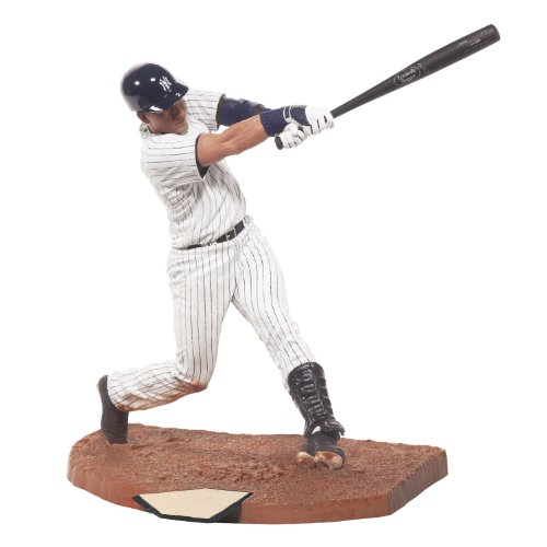 マクファーレントイズ MLBフィギュア シリーズ31/デレク・ジーター/ニューヨーク・ヤンキース