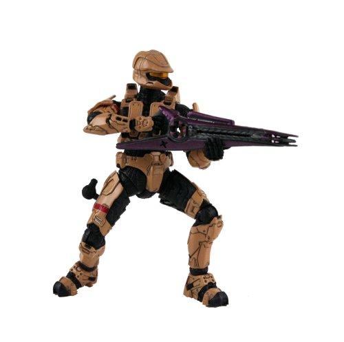 HALO3<ヘイロー3>アクションフィギュア シリーズ2/スパルタン・ソルジャー<タン スカウト アーマー>