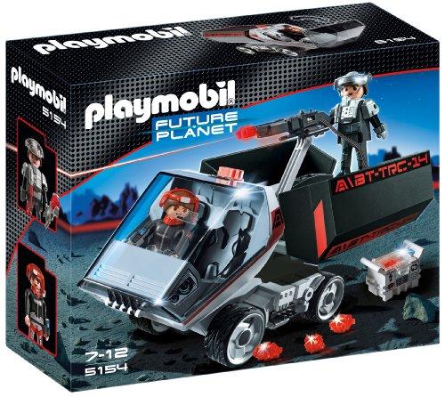 プレイモービル Future Planet 未来惑星 Darksters ライトキャノン付きトラック 5154