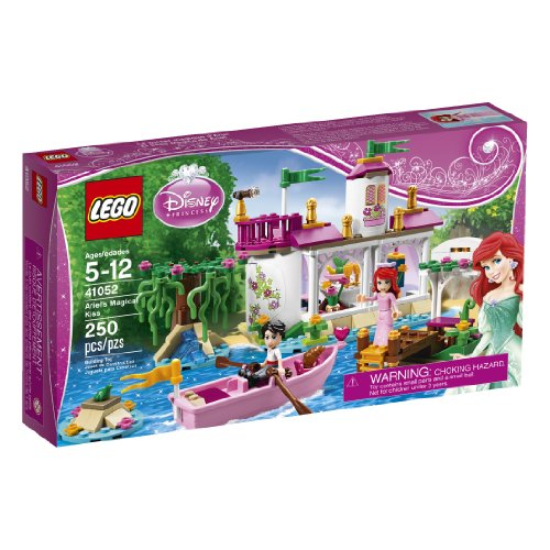 LEGO (レゴ) Disney (ディズニー) Princess Ariel's Magical Kiss 41052 ブロック おもちゃ