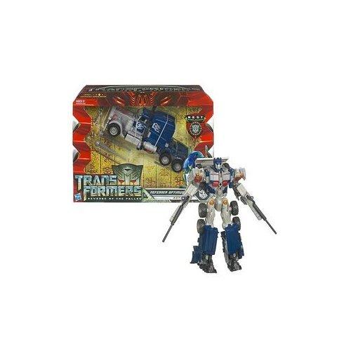 海外限定版 トランスフォーマームービーNEST Defender Optimus Prime