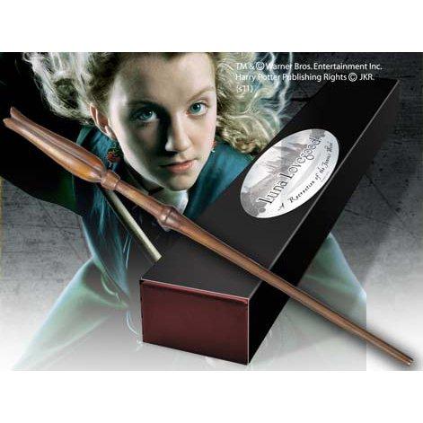 ハリーポッター 1/1スケール魔法の杖レプリカ ルーナ・ラブグッド