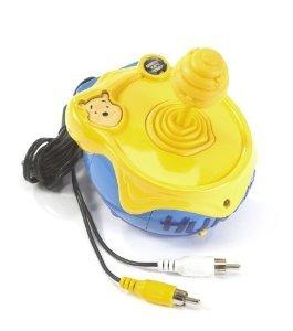Jakks - Winnie The Pooh Tv Game おもちゃ