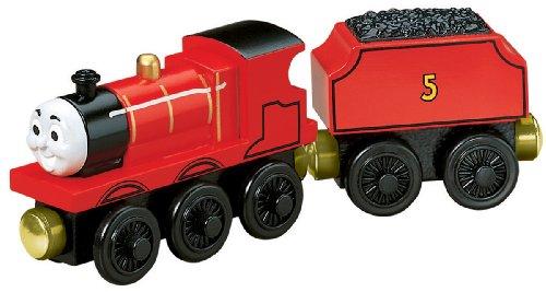 ラーニングカーブ 木製Talking Railwayシリーズ 木製Talking Railway ジェームズ