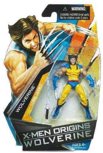 ウルヴァリン X-MEN ZERO ムービー アクションフィギュア/ウルヴァリン<コミック/タイガー・ストライプ/