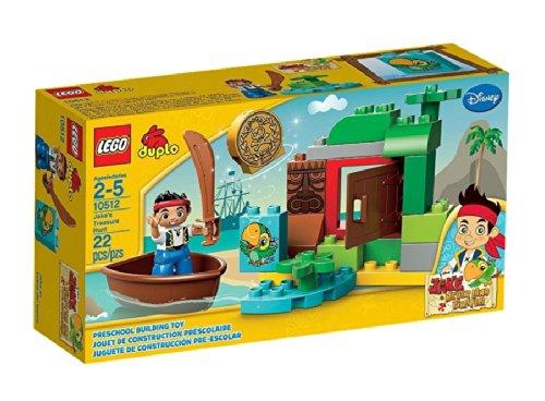 LEGO: DUPLO Jake - Treasure Hunt - 10512 レゴ デュプロ