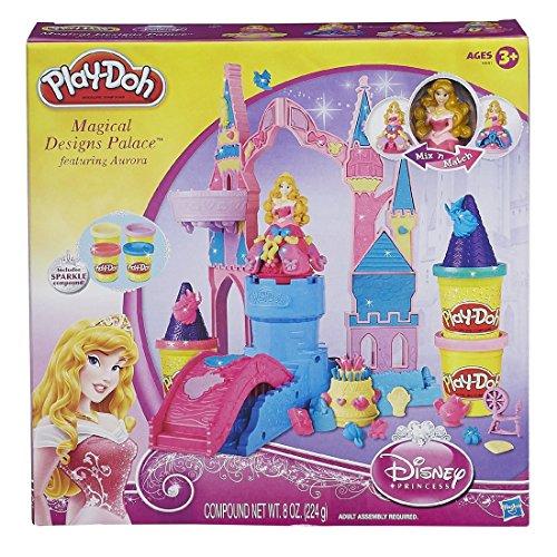 ディズニーUS商品(Disney) 眠れる森の美女 オーロラ姫 プリンセス お城のおもちゃ 玩具 トイ フィギュア