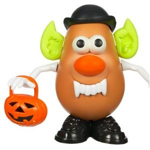 Mr. Potato Head: Trick or Tater Ghost