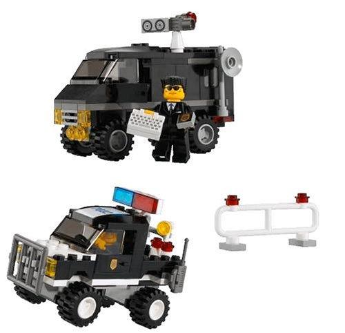 レゴ ワールドシティ ハイウェイパトロール 7032