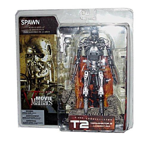 T2 Terminator T-800内骨格ムービーマニアックス5