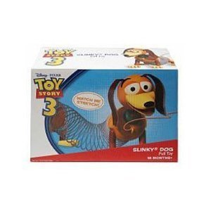 Toy Story 3 Slinky ドッグ 犬 Pull Toy