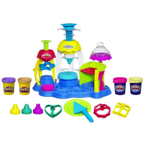 Play-Doh Sweet Shoppe Frosting Fun Bakery Playset by Play-Doh おもちゃ
