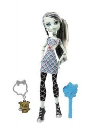 Monster High Classrooms Frankie Stein ドール 131002fnp