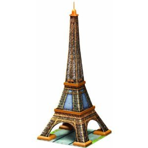 Ravensburger Eiffel タワー 216 ピース 3D Building セット