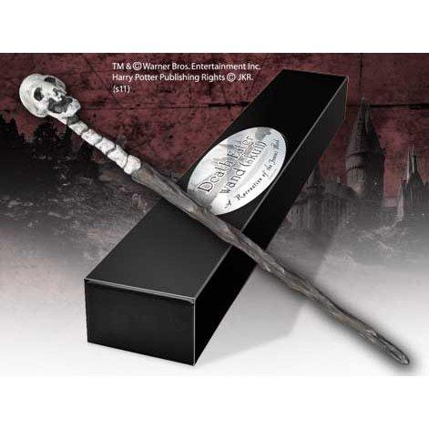 ハリーポッター 1/1スケール魔法の杖レプリカ デス・イーター(Skull)